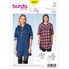 burda mönster 6475